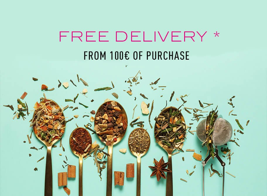 Free shipping (France) from €100
