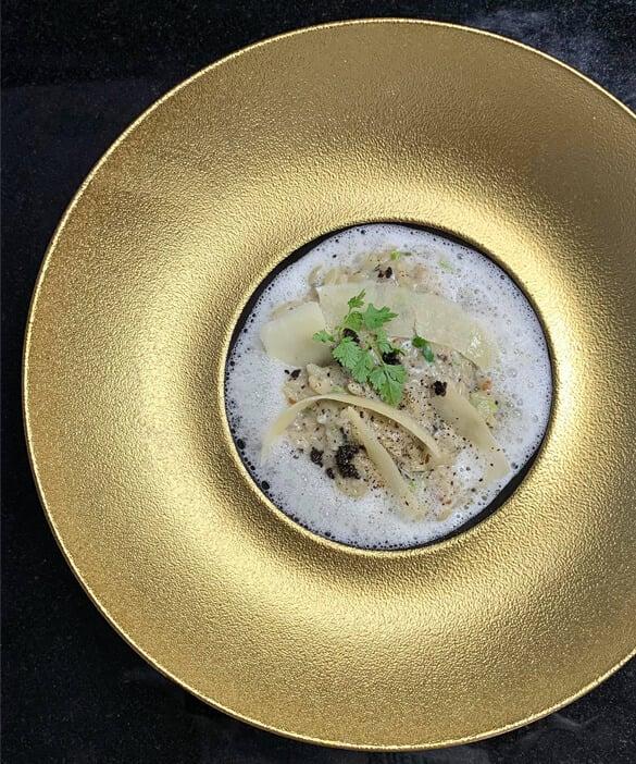 Truffle riso recipe