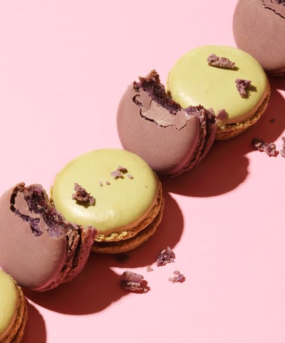 Pastry online according to Fauchon