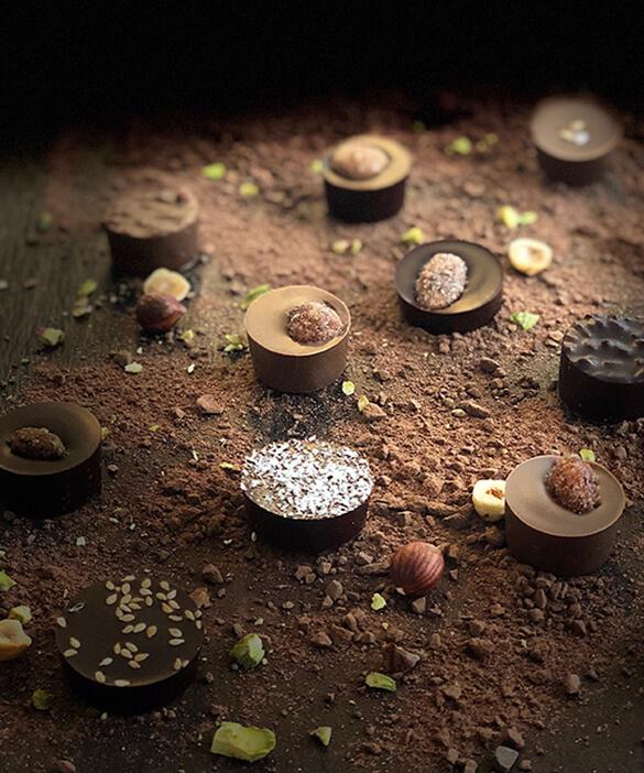 Les chocolats haut de gamme Fauchon