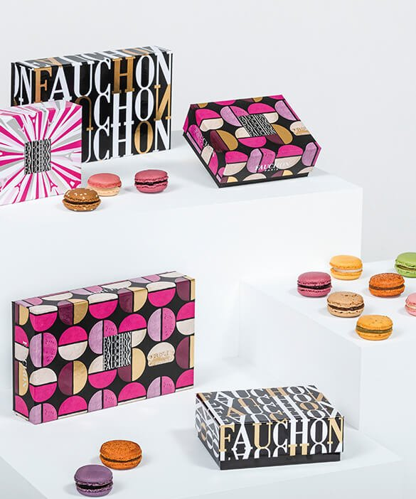 Offer fauchon macarons