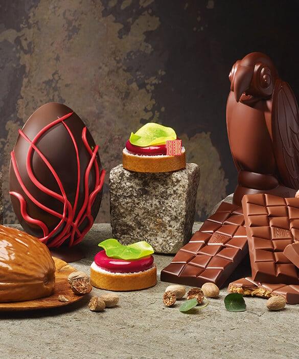 Cadeaux chocolats pour pâques Fauchon