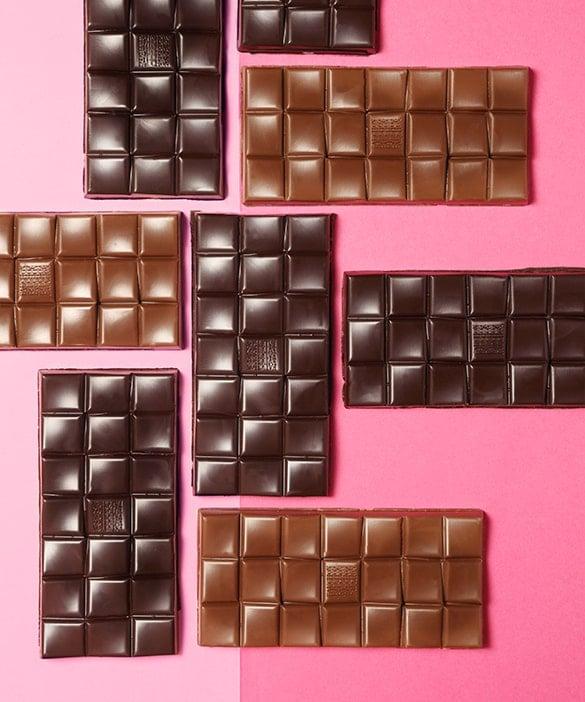 Chocolat en livraison pour la fête des pères